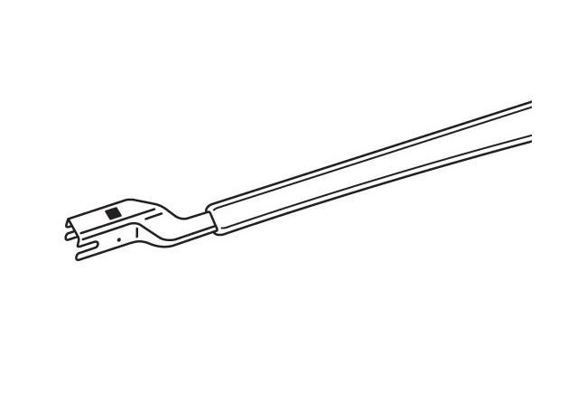 Trico Exact Fit FZ Beam Wiper Blade 400mm EFB4019R Sparesbox - Image 4
